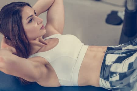 Ab & Core Home Workout