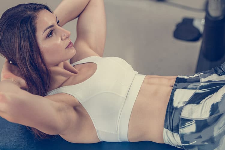 Ab & Core Home Workout - Strengthen & Tighten Your Abdominals Faster