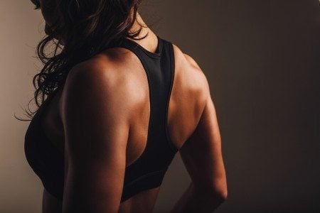 4 Easy Exercises for a Toned Upper Body