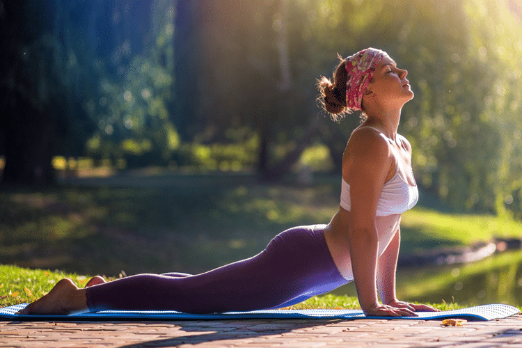 Fat Blasting Yoga to Stretch Out Your Entire Body