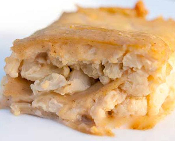 Cauliflower Lasagna