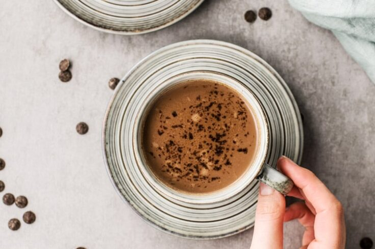Classic hot chocolate that the kids (and adults) will go crazy for!