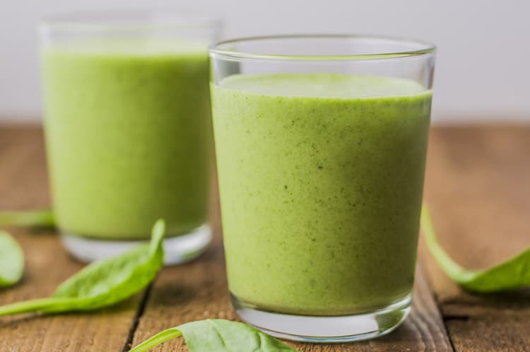 12 Plant-Based Recipes that will have You Looking Forward to Meatless Monday Coconut Smoothie
