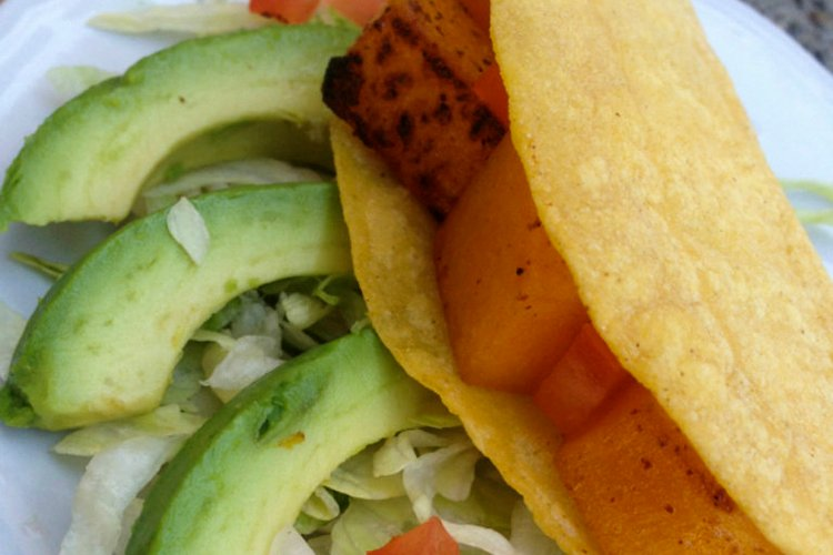 Easy Butternut Tacos