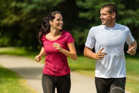 Fitness Workout For Two