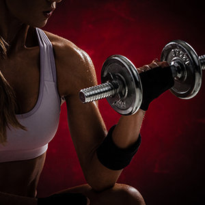 gain upper body strength with this routine
