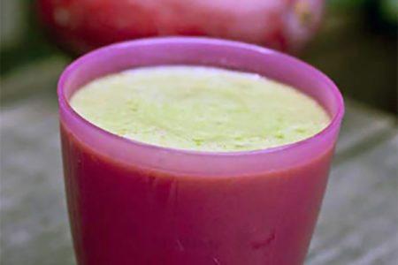 Green Tea Mango Smoothie