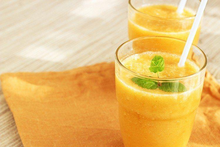 Orange Passion Smoothie