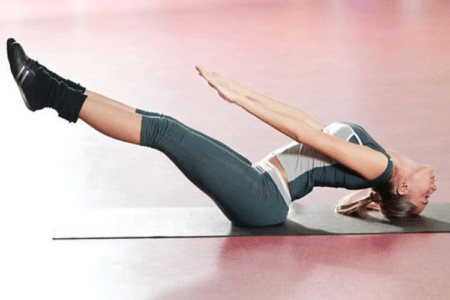 Fat-Burning HIIT Pilates Workout