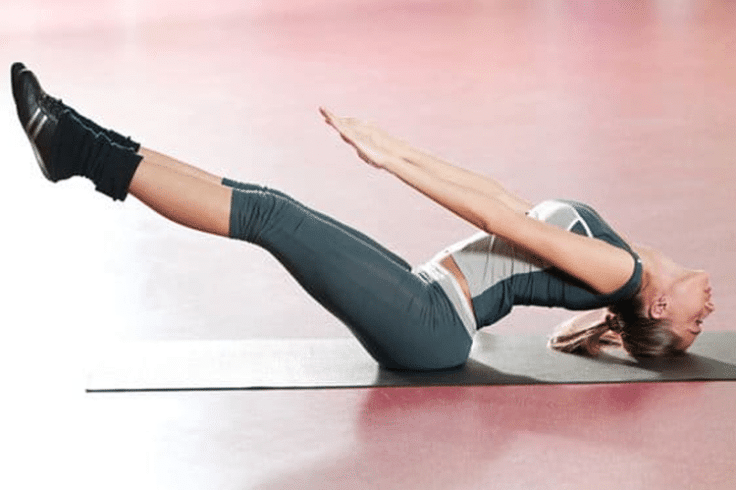 HIIT pilates workout