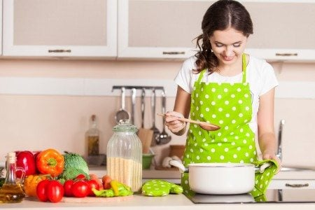 Save That Cash and Get Healthy: Cooking at Home