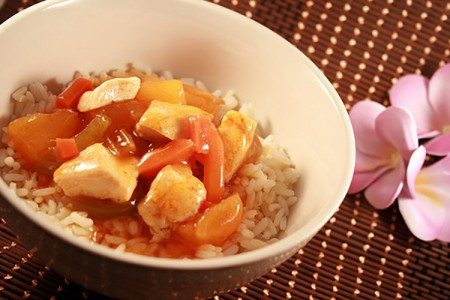 how to cook fried rie in slow cooker