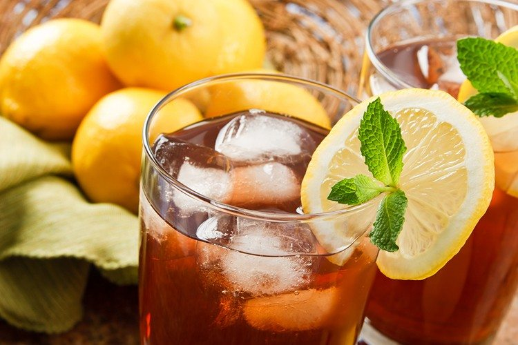 The New Southern Style Sweet Tea