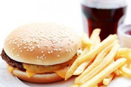 No Fast Food Challenge