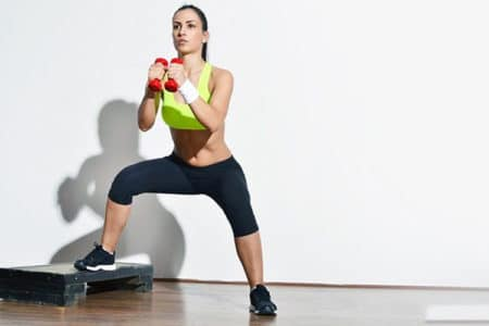 Beginner's Fat Burning Workout