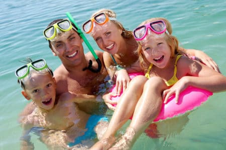 Fun Family Vacations that Keep You Fit