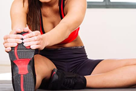 Improve Flexibility, Balance and Strength with This Routine
