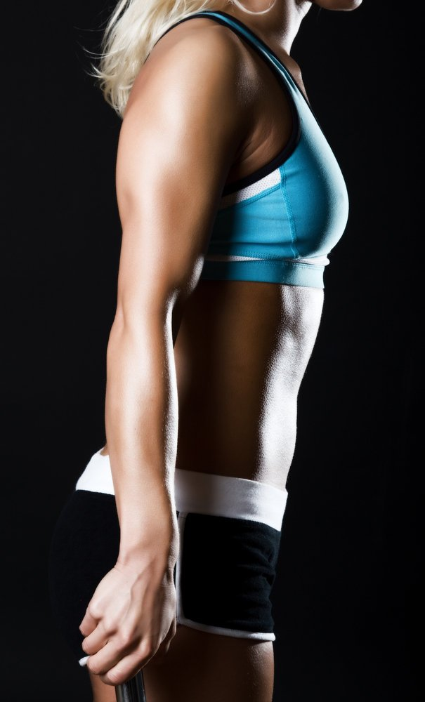Ab Shoulder And Tricep Toning Workout