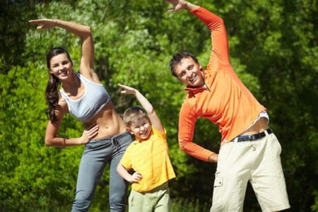 Love is Family Fitness