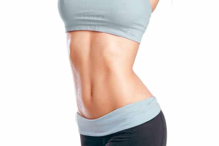 flat abs workout