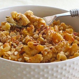 Mac & Cheese with Sun-Dried Tomatoes