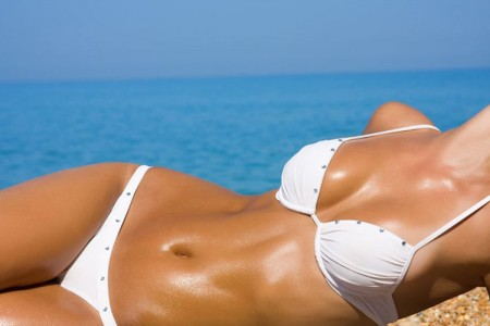 CAUTION! Wanting a Sun Kissed Glow?