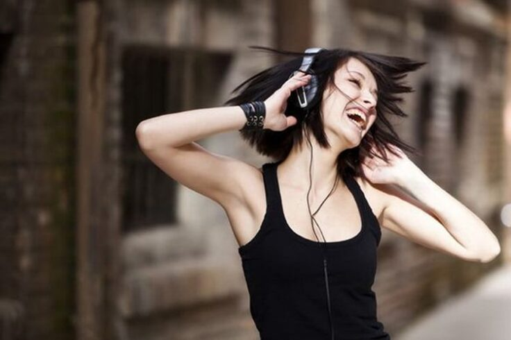 Turn on the tunes to lift your spirit!