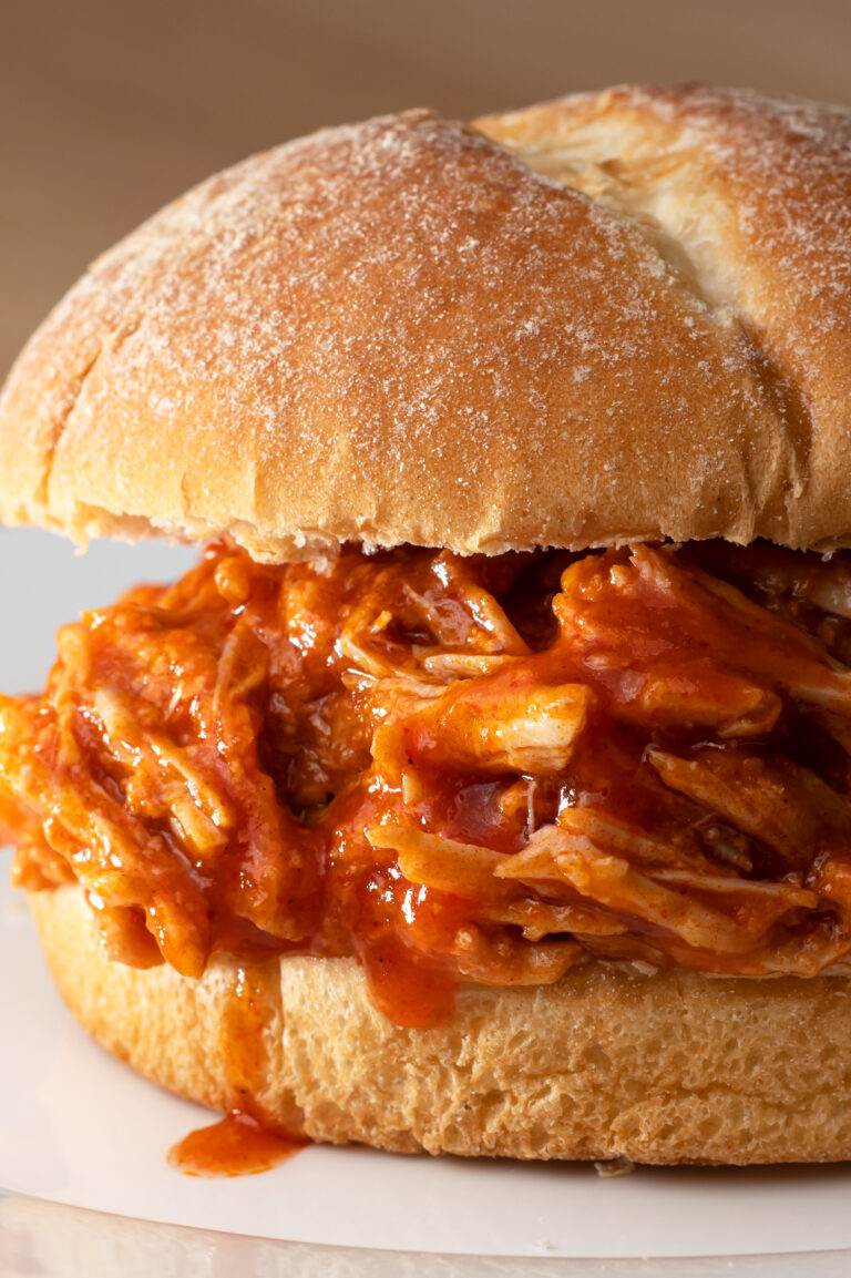 Squash hunger and cravings with this delicious slow cooker bbq pulled pork!