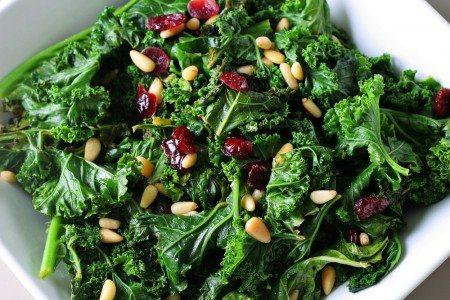 Supermodel Superfood Salad