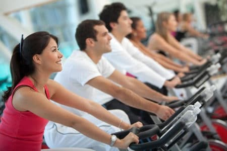 Where's Your Get Up 'n Go? 4 Group Fitness Classes To Try This Fall