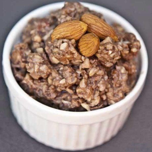 Almond Blast Oatmeal