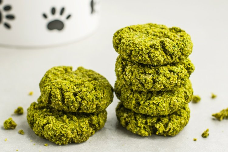 Skinny Ms. Doggie Biscuit Recipe