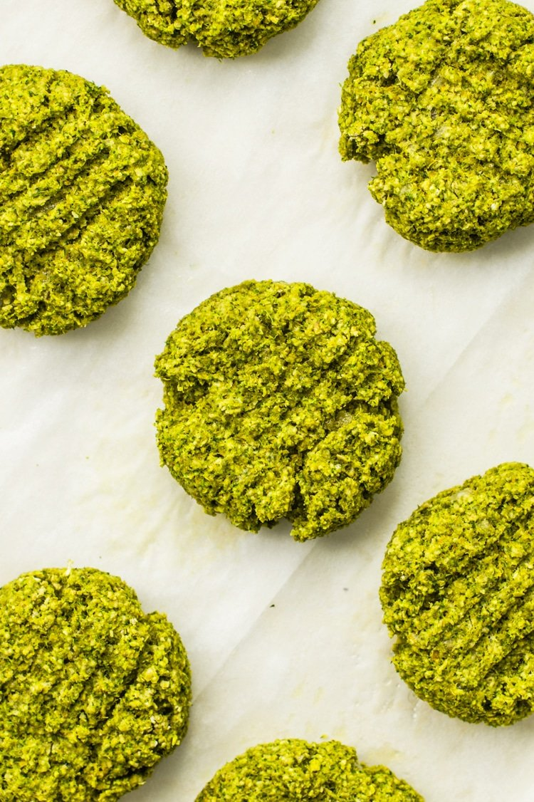 These dog biscuits are made with whole foods that contain lean proteins and lots of nutrient-dense vegetables