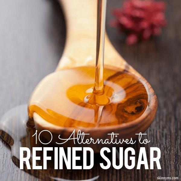 10 Alternatives to Refined Sugar (1)