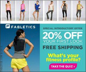 Fabletics Active Wear