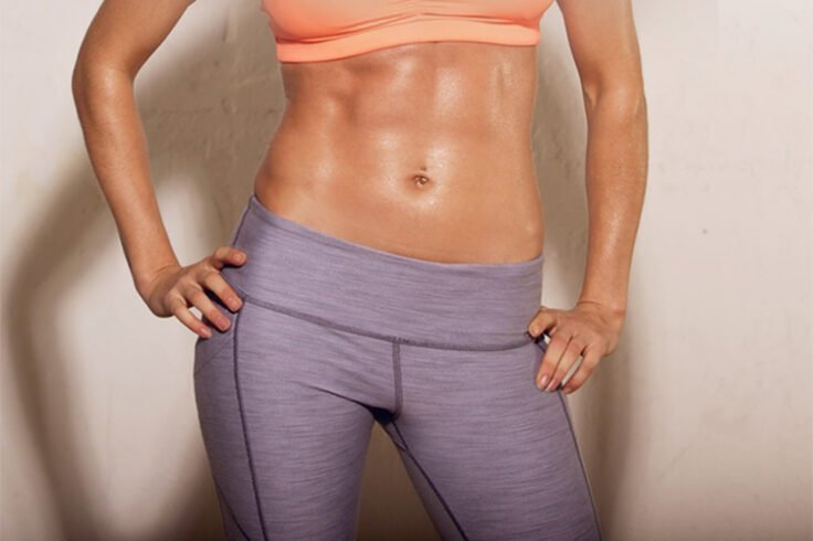 30-Day Ab Challenge - Get Fabulous Abs in 30 Days