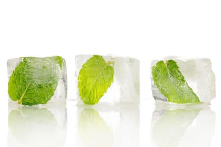 Get Fresh! How to Freeze Herbs