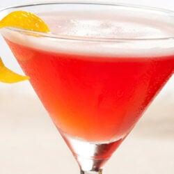 try this yummy orange pomegranate green tea.