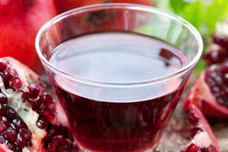 Pomegranate Orange Spice Tea
