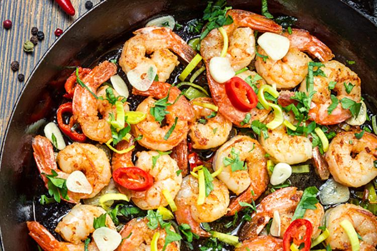 savory-shrimp-with-fresh-herbs