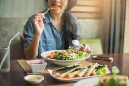 Skinny Restaurant Challenge