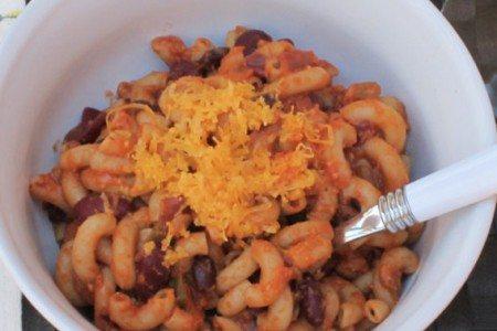 Tex-Mex Style Macaroni & Cheese
