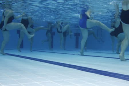Water Aerobics: A Workout That Works