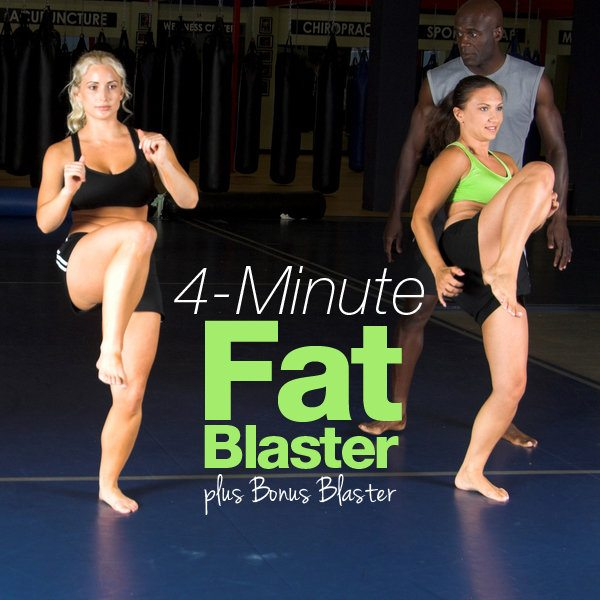 4 Minute Fat Blaster plus Bonus Blaster