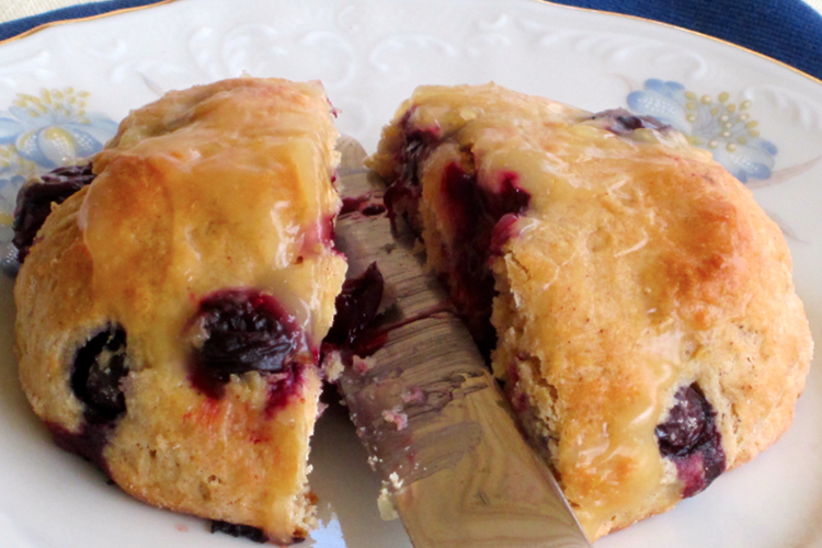Blueberry lemon scones forumfinder Images