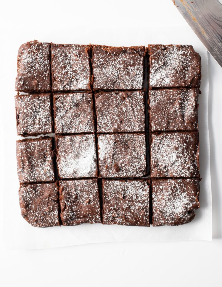 These ooey-gooey fudge brownies can crush your chocolate cravings with one bite.