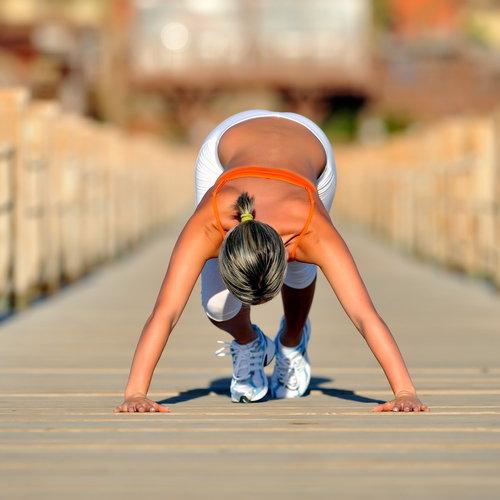Plyometric Workout Challenge: Plyometric Workout Challenge