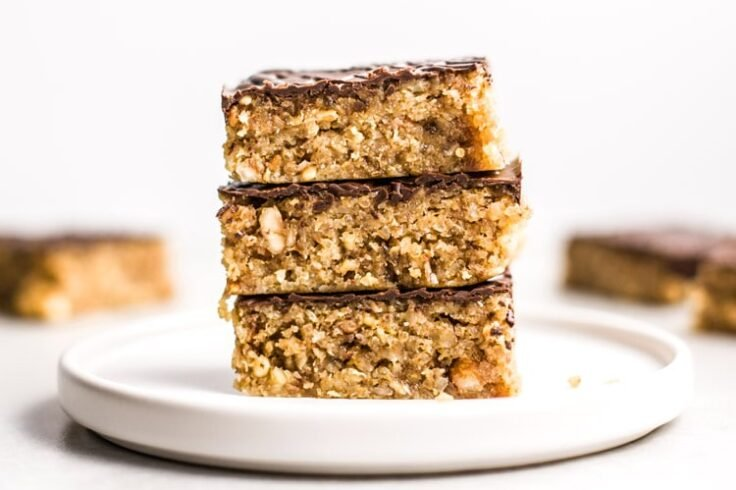 quinoa protein bars snack