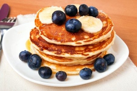 Top 5 Healthy Pancake Recipes
