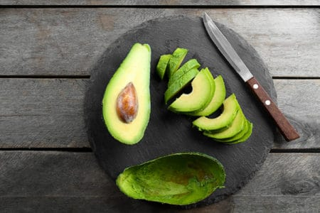 DIY Avocado Facial Cleanser
